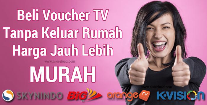 jual voucher tv murah